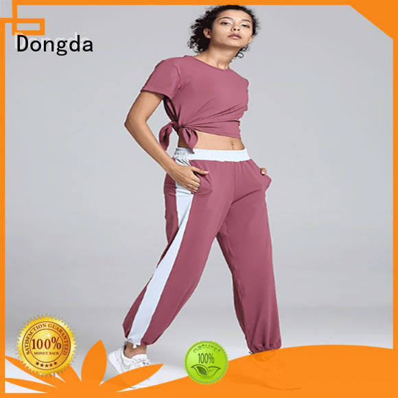 Dongda Wholesale gym pants manufacturers for pear shaped