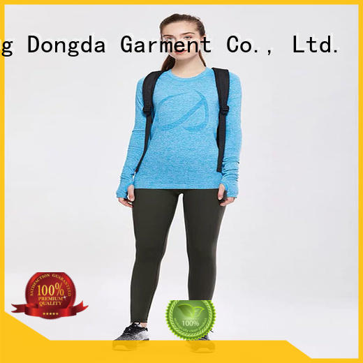 Dongda Top womens gym leggings supply for sweating