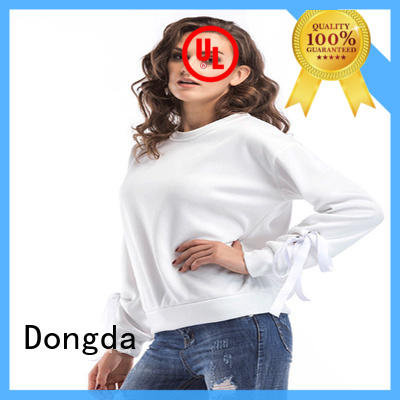 Dongda Wholesale womens sweatshirts manufacturers for women