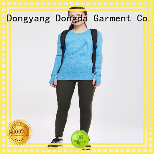 Custom activewear leggings yoga suit company for pear shaped