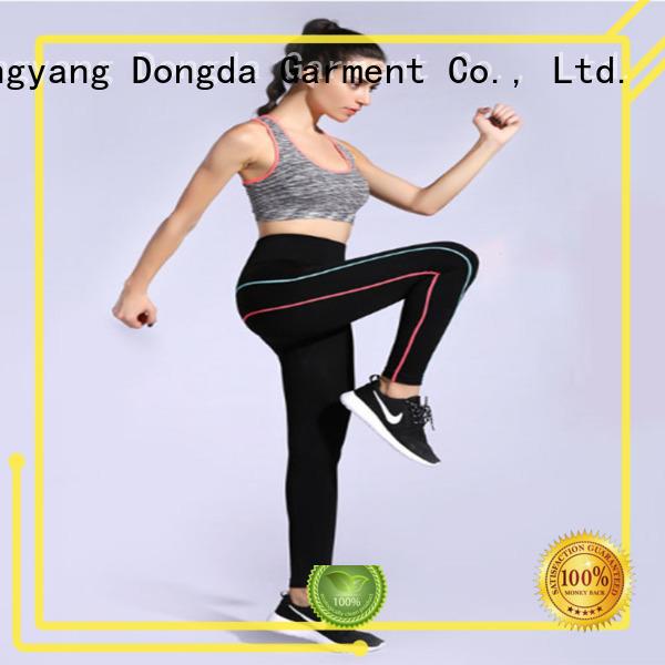 Dongda Top activewear pants factory for women
