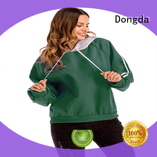 Latest womens sweatshirts long sleeved factory for ladies