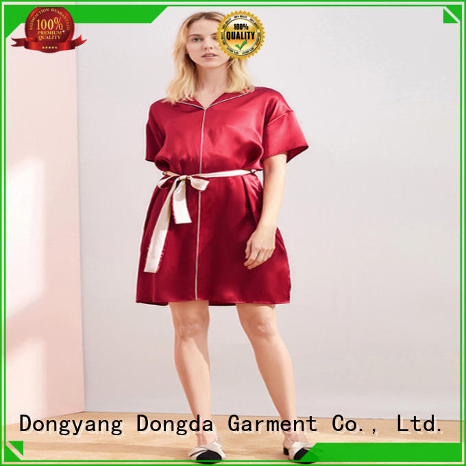 Dongda simple pajama dress company for women
