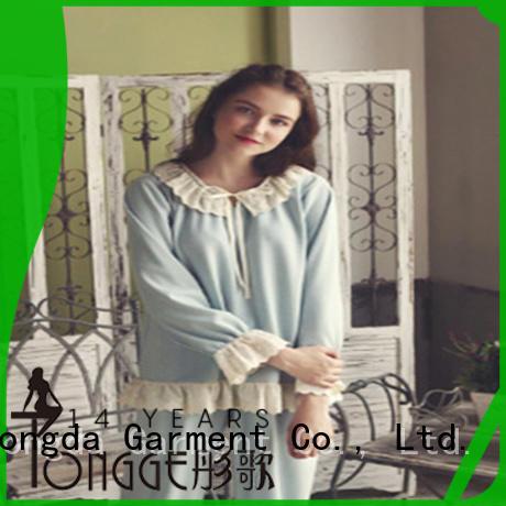 Dongda suit womens sleepwear manufacturer for women