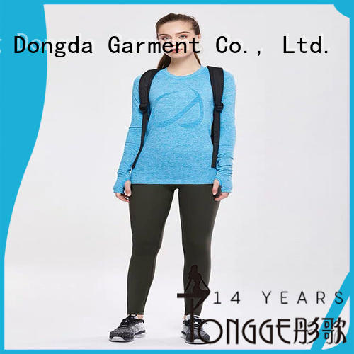 Dongda fitness womens fitness pants from China for women