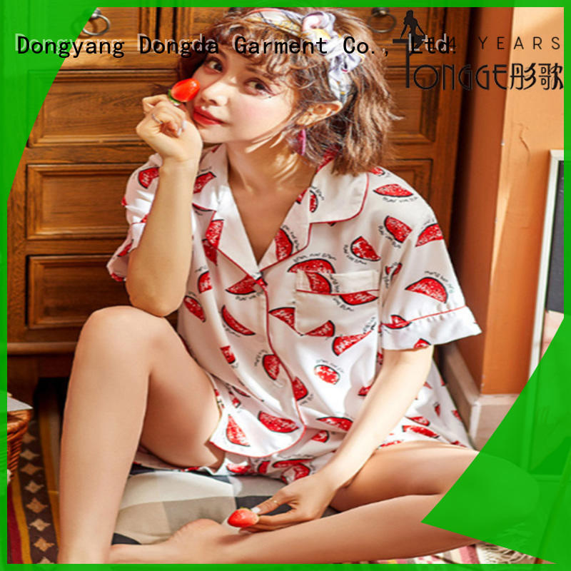 Pure Cotton Pajama Set
