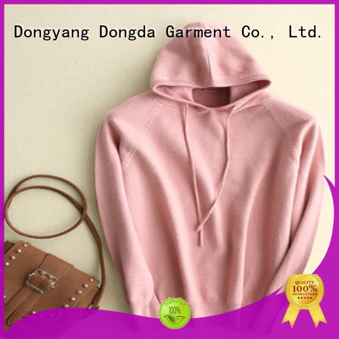Dongda ladies sweatshirts factory for international market