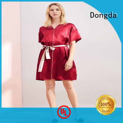 Dongda 16mm womens sleep dress factory for women