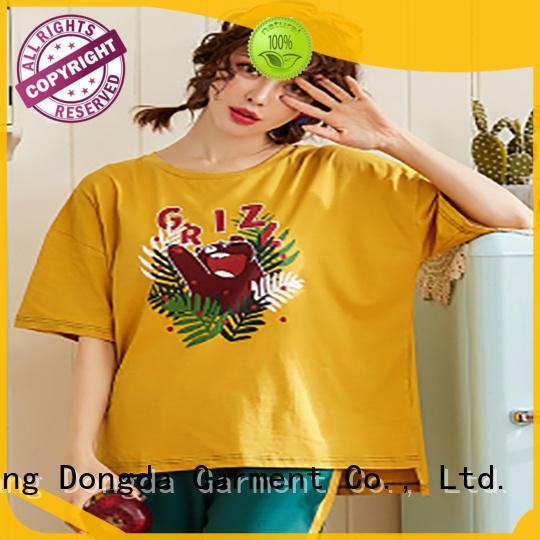 Dongda bamboo women's sleepwear sets factory for women