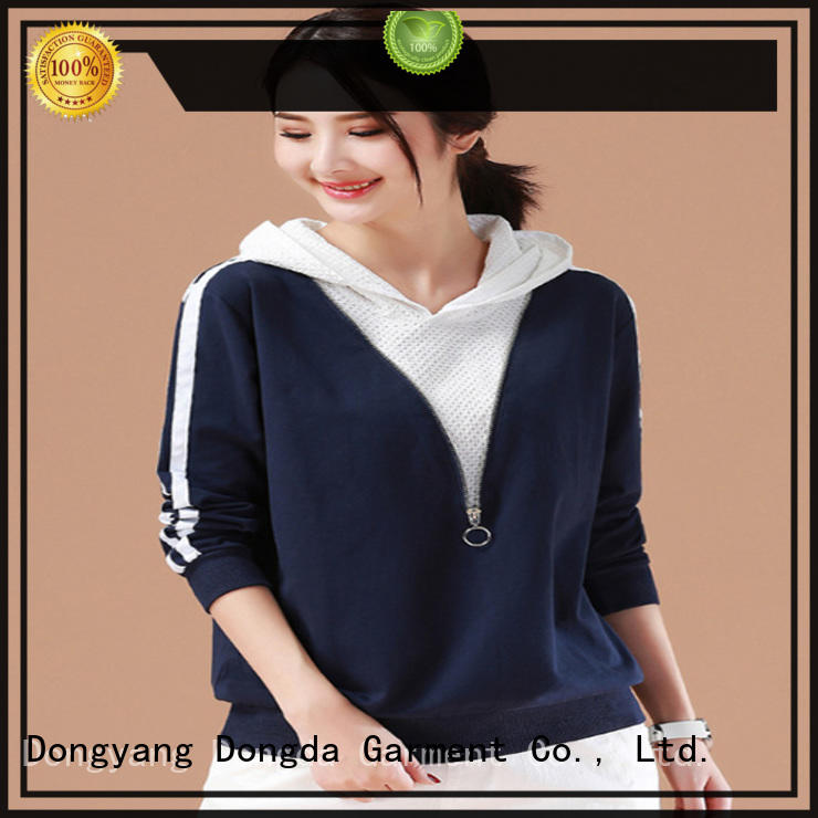Dongda Best graphic sweatshirts company for women