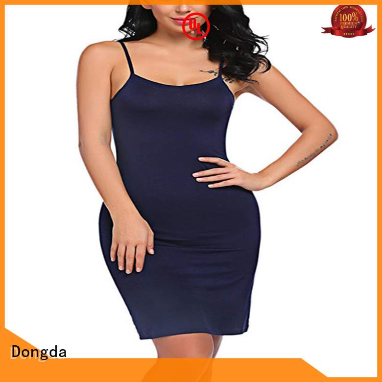Dongda v-neck ladies sleepwear supply for ladies