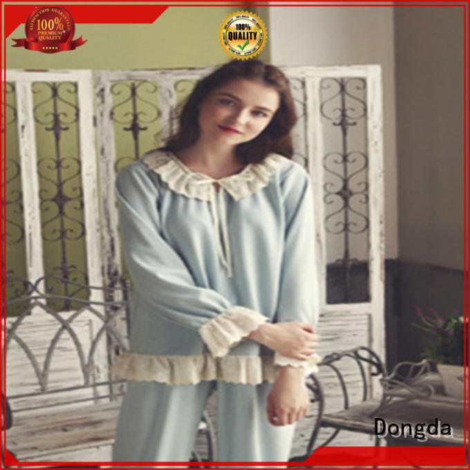 Dongda New sleepwear sets for business for ladies