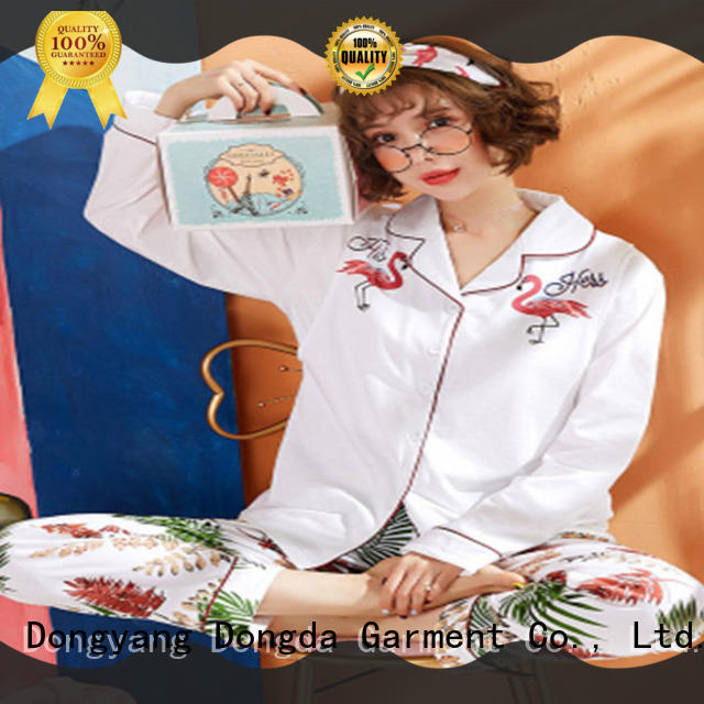 Dongda sweet pj sets company for sale