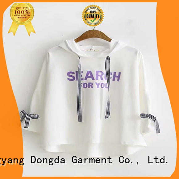 Dongda hoodies ladies hoodies for sale for international market