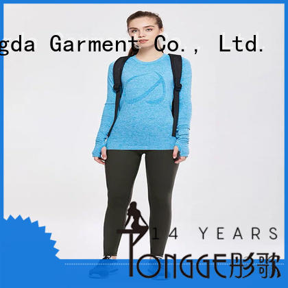 draw string activewear leggings wholesale for sweating Dongda