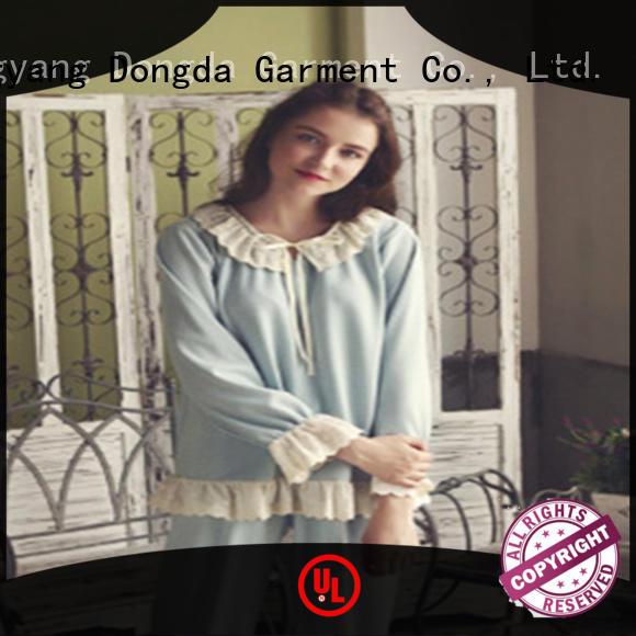 Dongda Custom womans pyjamas suppliers for ladies