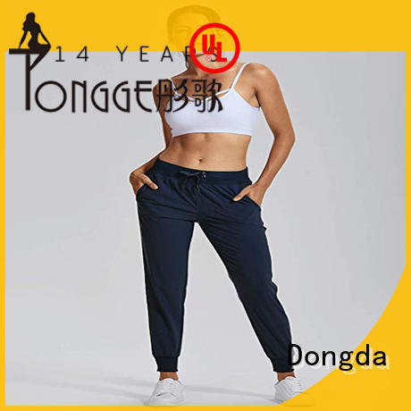 Dongda ladies workout pants manufacturers for sweating