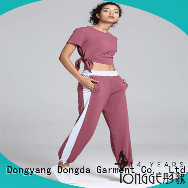 gym womens workout tights wholesale for summer Dongda