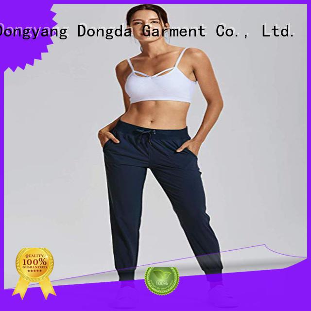 Dongda digital printed ladies gym leggings manufacturers for petites