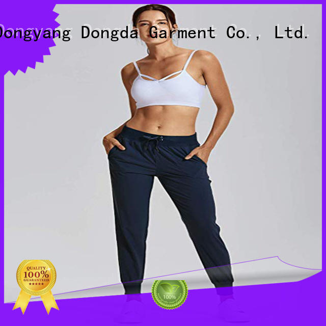 Dongda black womens gym tights factory for pregnancy