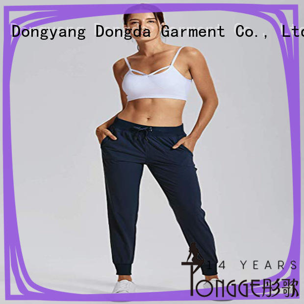Dongda new arrival gym pants wholesale for petites