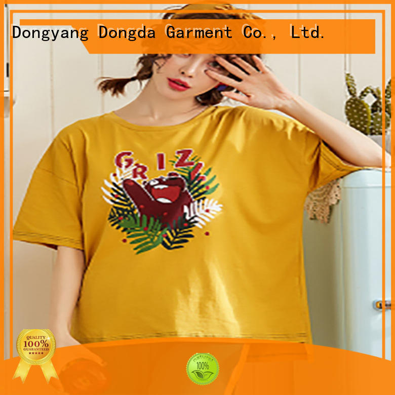 Wholesale home clothes imitated fabric company for women