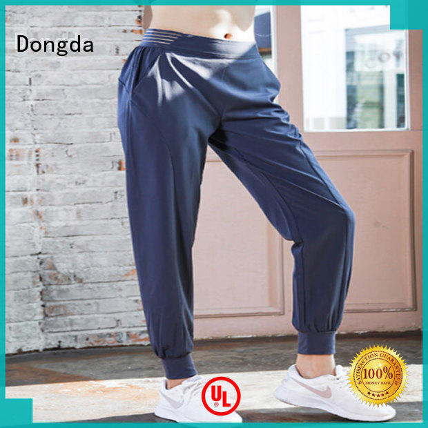 Dongda Wholesale gym yoga pants manufacturers for women