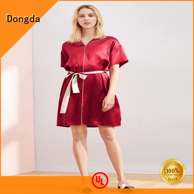 Dongda sweet female pajamas for sale for ladies