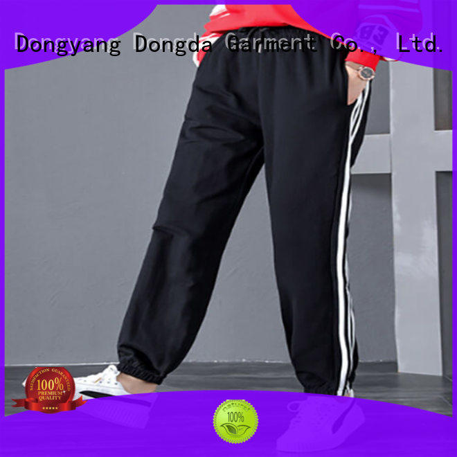 Dongda casual pants workout yoga pants supply for summer