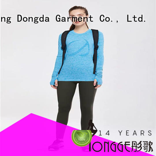Dongda oversize exercise tights manufacturers for pregnancy