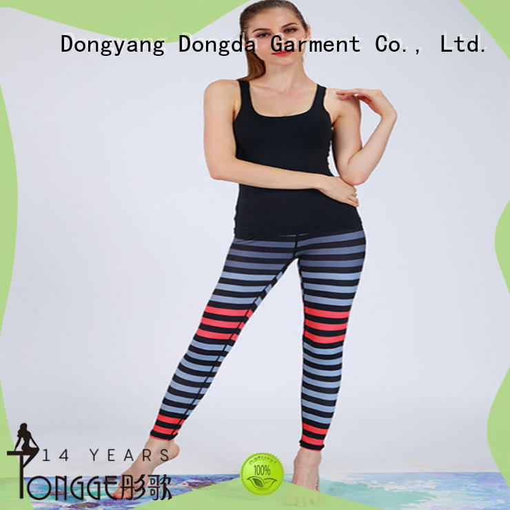 Dongda activewear workout tights manufacturers for petites