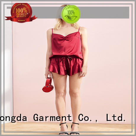 Dongda Custom ladies pyjama sets factory for ladies