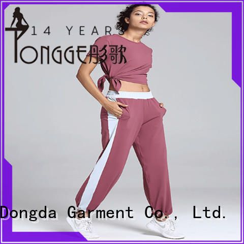 Dongda quick drying gym tights for ladies wholesale for pregnancy