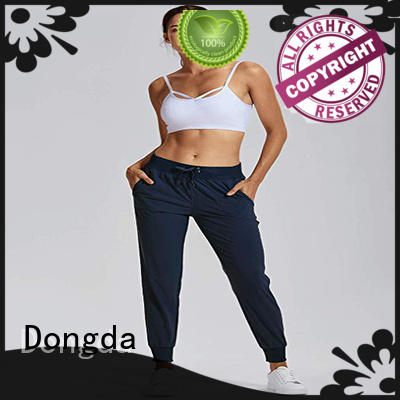Dongda woven womens workout leggings company for summer