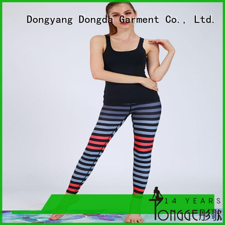 Dongda buy gym trousers for sweating