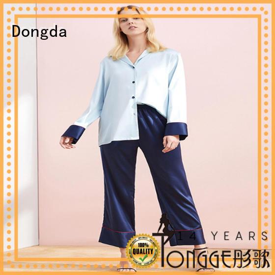 Dongda Custom sleepwear sets suppliers for women