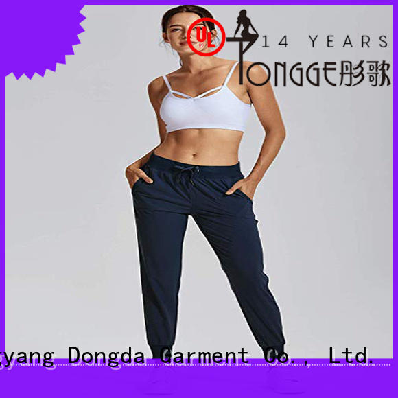 Dongda oversize womens workout leggings supply for sweating