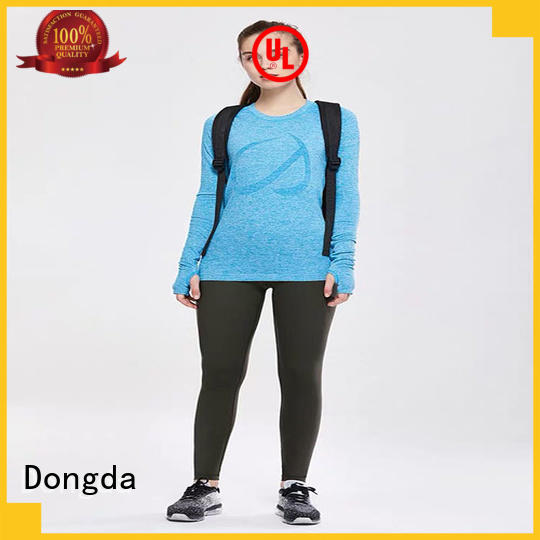 Dongda activewear ladies workout leggings supply for pear shaped
