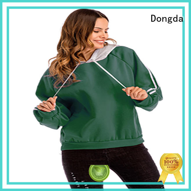 Dongda oversize womens sweatshirts for sale for ladies