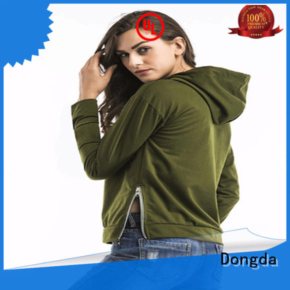 Dongda print ladies sweatshirts for business for ladies