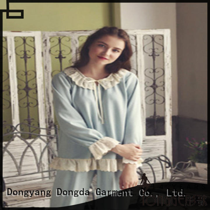 pajamas female pajamas OEM service for women Dongda