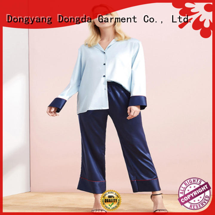 Dongda 16mm womens sleepwear for business for women