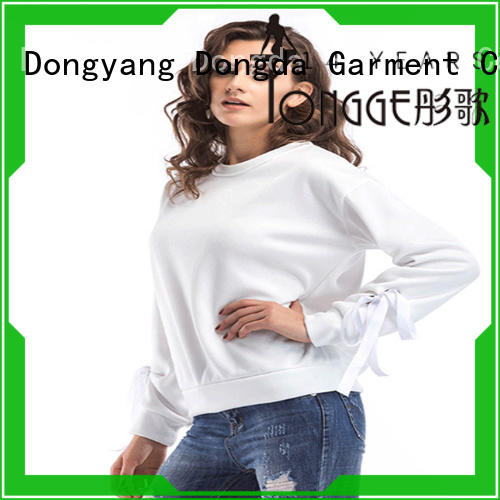 Dongda graphic sweatshirts mixed for women