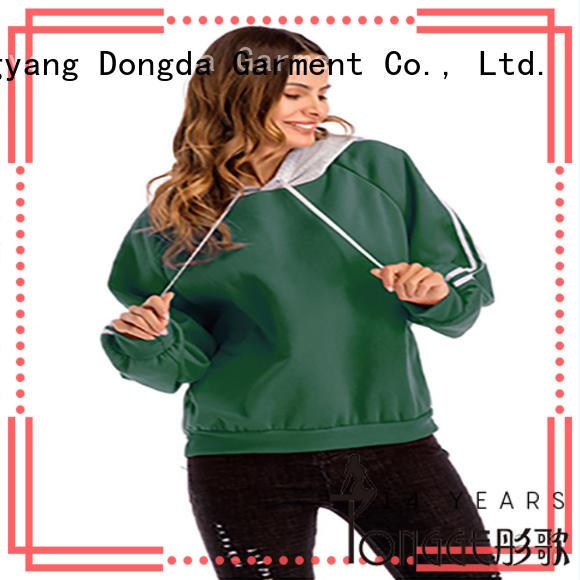 cotton hoodies womens wholesale for ladies Dongda