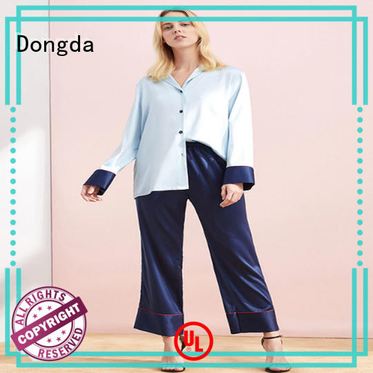 Dongda Top female pajamas manufacturers for ladies
