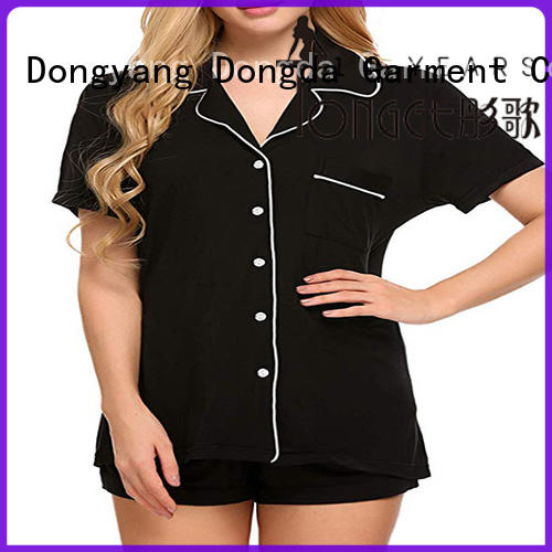 FOB price ladies house dresses supplier for ladies Dongda