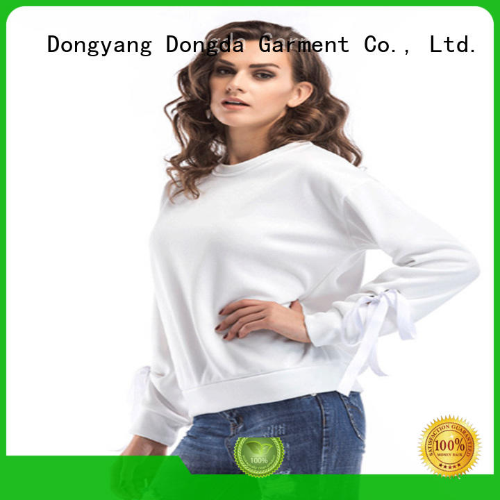 Dongda ladies hoodies for business for women