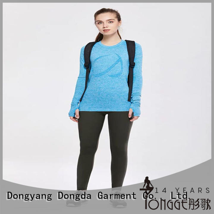 activewear custom yoga pants wholesale gym for summer Dongda