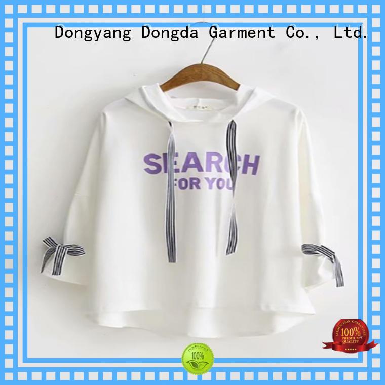 Dongda spring womens sweatshirts for sale for international market