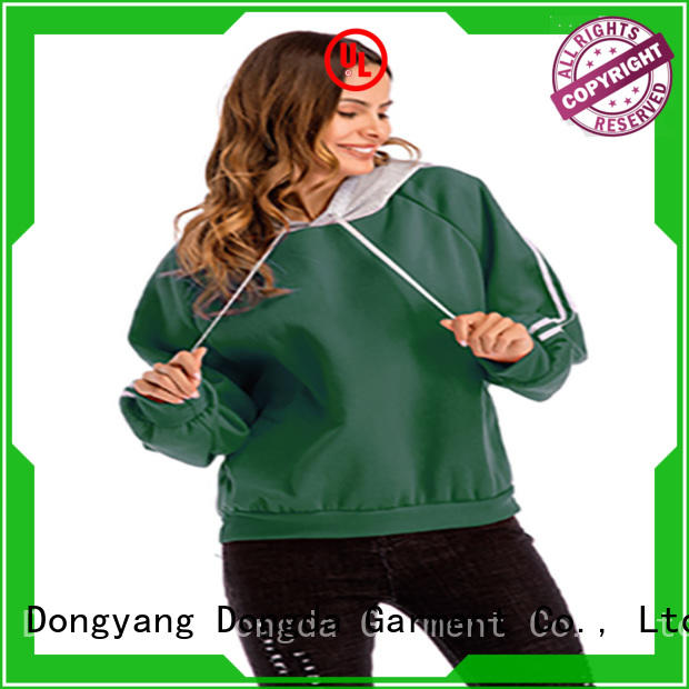 Dongda Top ladies sweatshirts manufacturers for women
